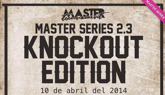 Master Series 2.3 Knock Out Edition