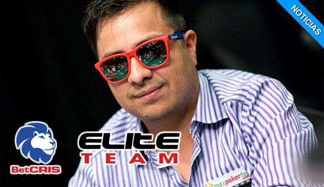 "Gerardo Godinez ""Chiclick"" se une al Team Elite de BetCRIS"