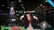 Ema Zajmovic hace historia ganando el WPT Playground