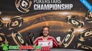 El Argentino Pedro Cairat gana el Pokerstars National Championship Barcelona llevándose €432.178 de premio