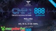 El Circuito Nacional de Poker estrena los colores de 888poker en Benalmádena