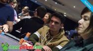 Carlos Sánchez se coloca entre los mejores tras el Día 1e del Main Event del partypokerLIVE MILLIONS